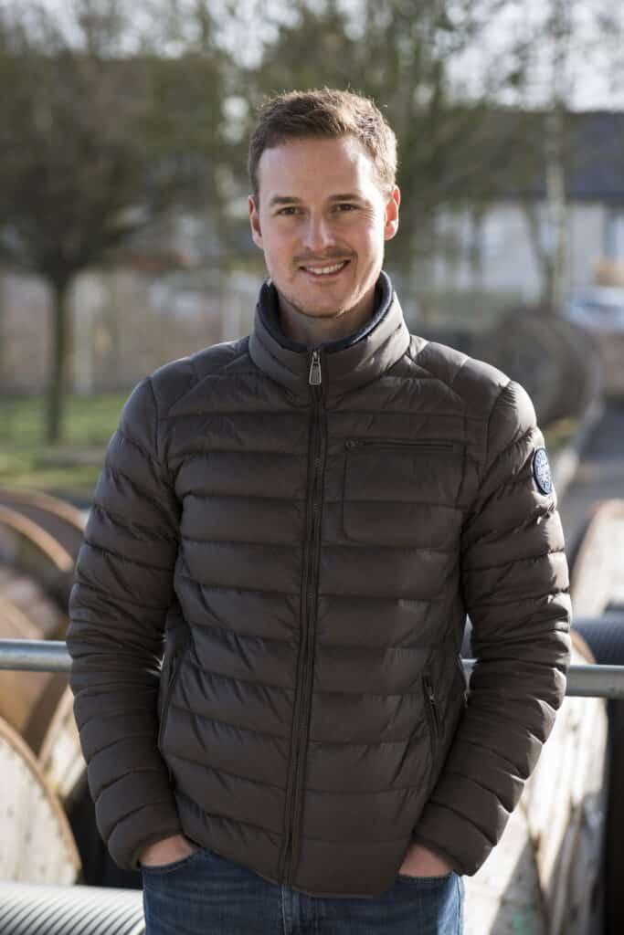 Guillaume GOGNAU, coordinateur travaux.  Agence de Feuchy